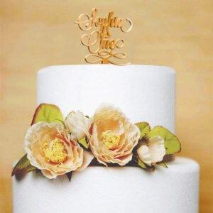Custom Cake Popper