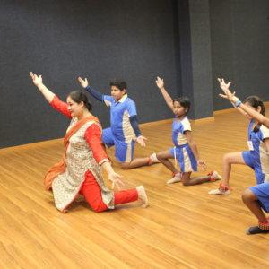 Dance Class at Kunskapsskolan