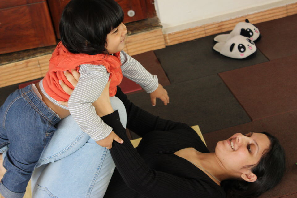 mother toddler classes