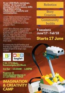 Imagination & Creativity Camp