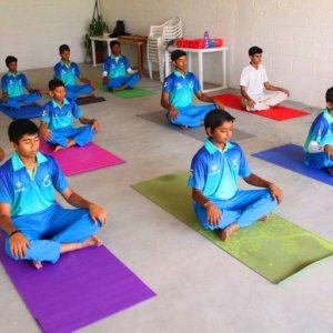 Yoga and Meditation for Kids