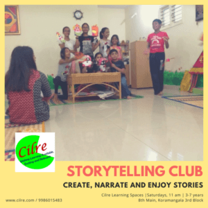 Storytelling Club