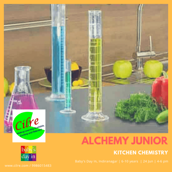 Alchemy Kitchen Chemistry Cover Image