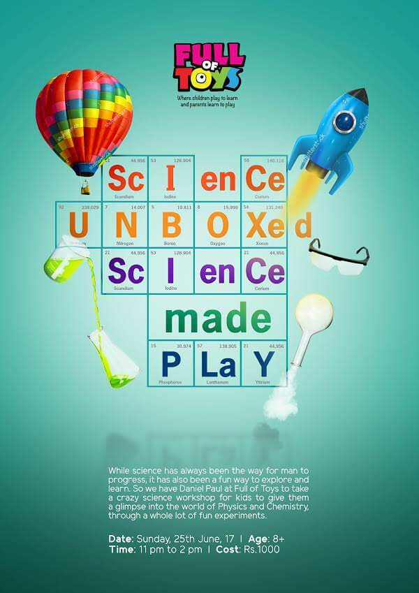 Science Unboxed Cover Image