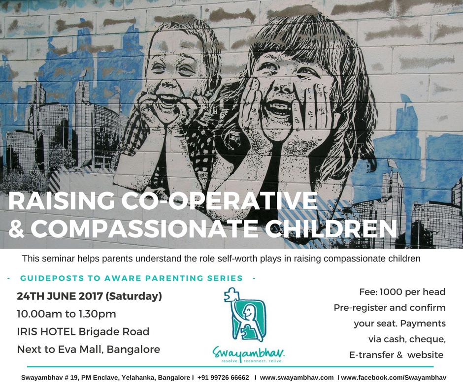 Raising Cooperative And Compassionate Children Cover Image