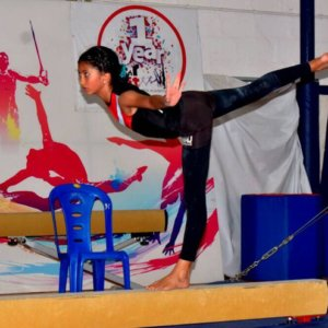 Learning to Balance at Gymnastic Class