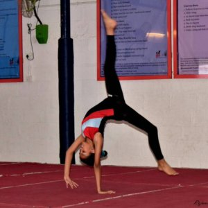 Performing Cartwheel