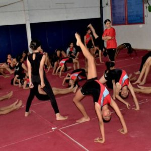 Gymnastic Group Class at Nirvana