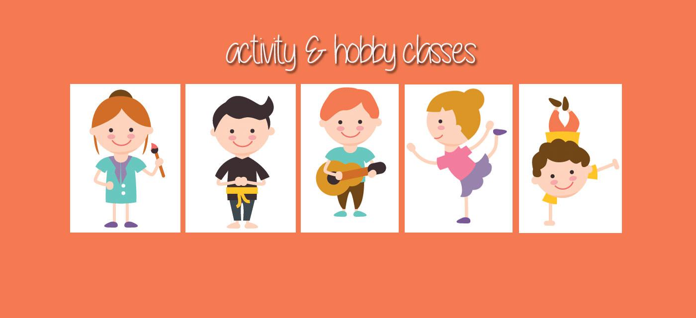 Kids activity classes around Bangalore Cover Image