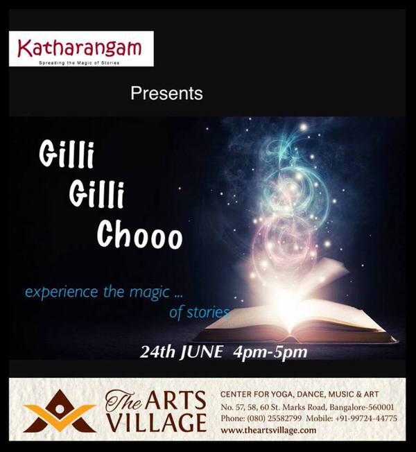 Gilli Gilli Choo Cover Image
