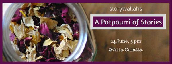 A Potpourri Of Stories Cover Image