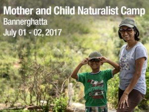 Mother Child Naturalist Camp