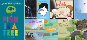 Books for neuro diverse kids
