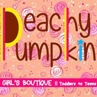 Logo of Peachy Pumpkin