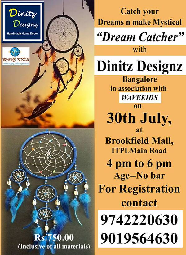 Design Your Own Dream Catcher Cover Image