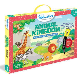 Animal Kingdom Kit by Skillmatics