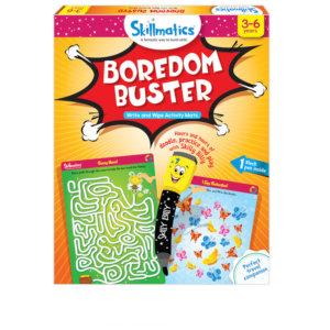 Boredom Buster Box by Skillmatics