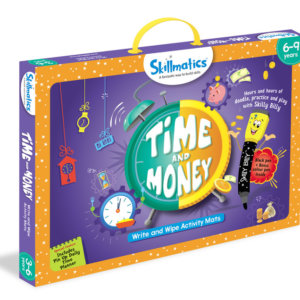 Skillmatics Time and Money Kit