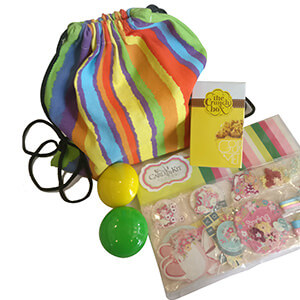 Dottedi Drawstring Bag Craft Set