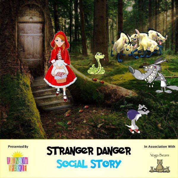 Stranger Danger – Social Story Cover Image