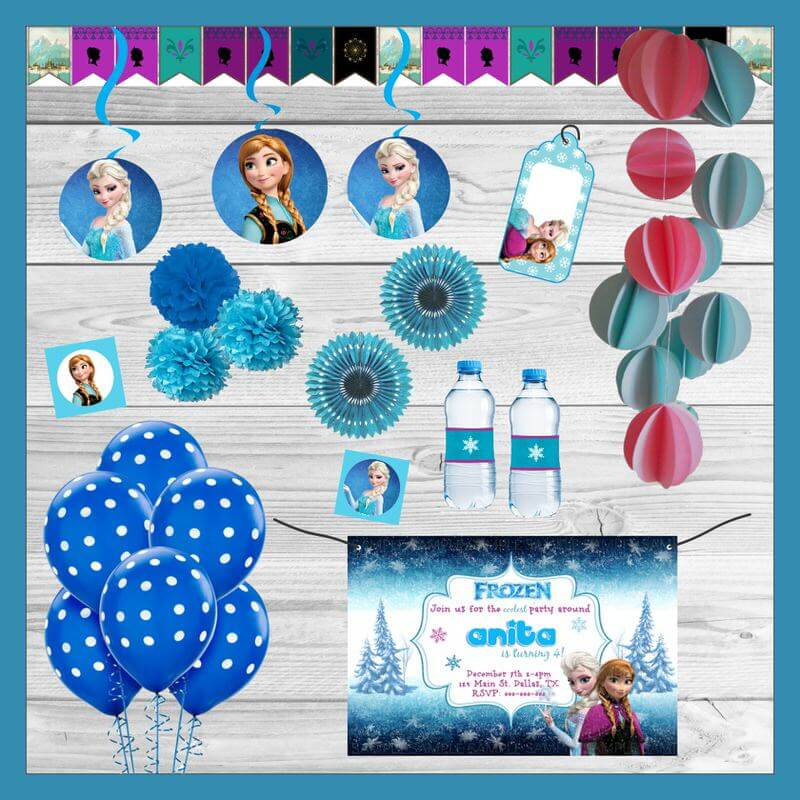 party_in_a_box_frozen_theme