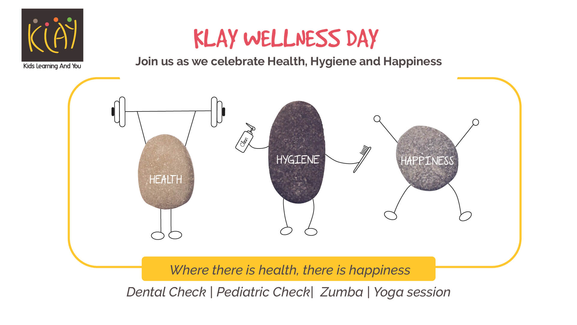 KLAY Wellness Day Cover Image