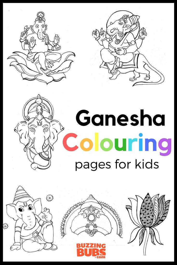 ganesha_colouring_page