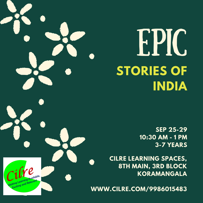 Epic – Stories Of India Cover Image
