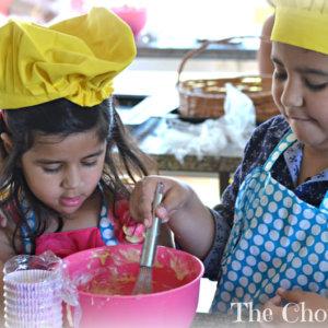 Kids Baking Fun at The Choux Box