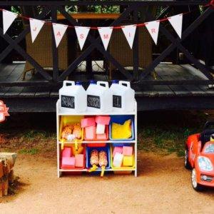 Car Themed Birthday Party