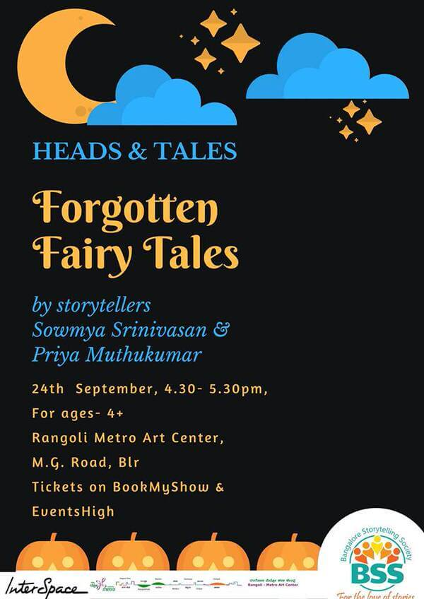 Forgotten Fairy Tales Cover Image