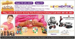 Dasara Mini Kids Camp