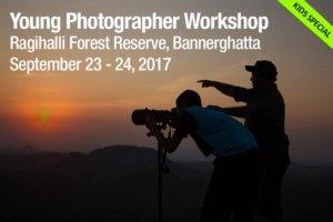Young Photography Workshop Dusshera