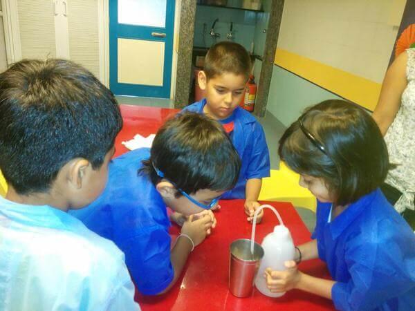 Dusshera Science Camp