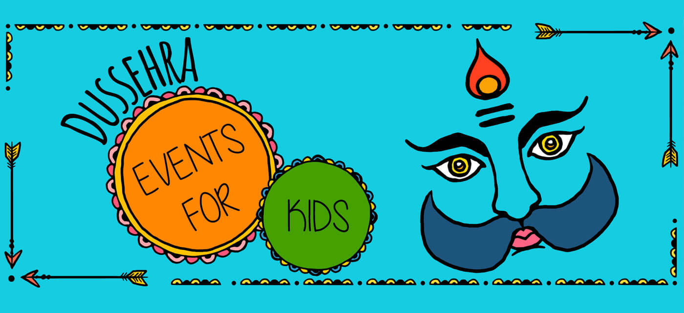 Top 20 Dussehra Camps and Events for kids in Bangalore Cover Image