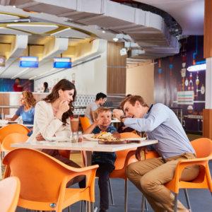 Family Cafe at iONA
