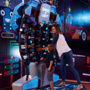 Gaming Arcade for Kids