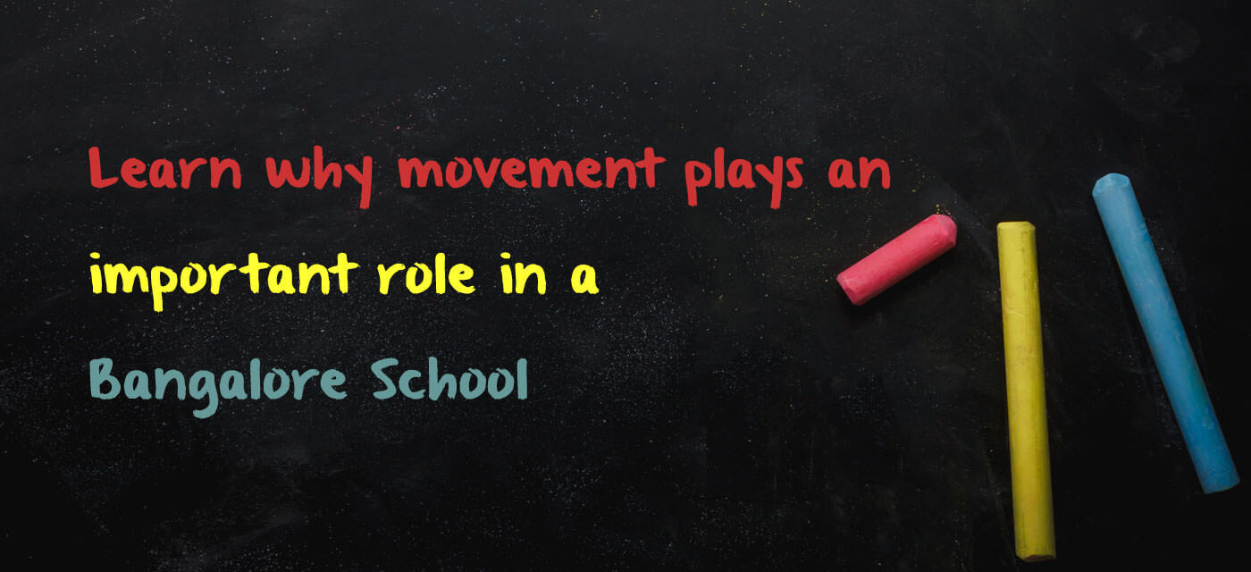 How one Bangalore school uses this crucial element in a Montessori environment Cover Image