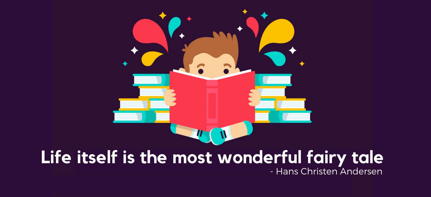 5 Beautiful Children's day Books that your kids will love Cover Image
