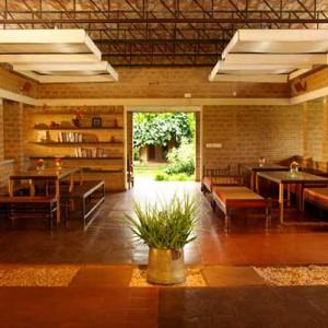 Our Native Village, Bangalore, restaurant