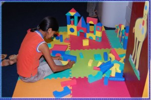 Visvesvaraya Industrial and Technological Museum, 3D blocks