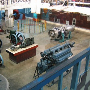 Visvesvaraya Industrial and Technological Museum, exhibits at the museum