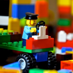 Get out the engineer in your child with Lego