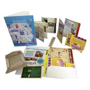 CocoMoco Kids, Travel Book Set