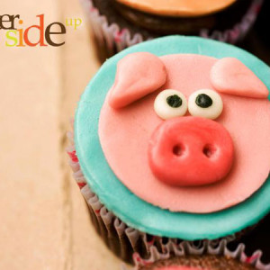 Butter Side Up, Bellandur, PigletCupcake