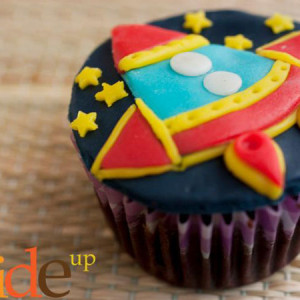 Butter Side Up, Bellandur, SpaceshipCupcake