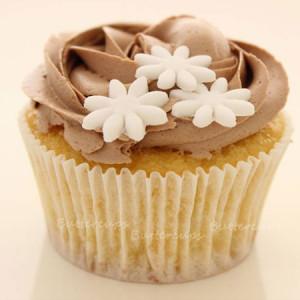 Buttercups- Vanilla cream chocolate cupcake