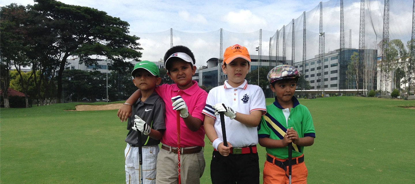 Interview with Rahul Ganapathy on Golf coaching for kids Cover Image