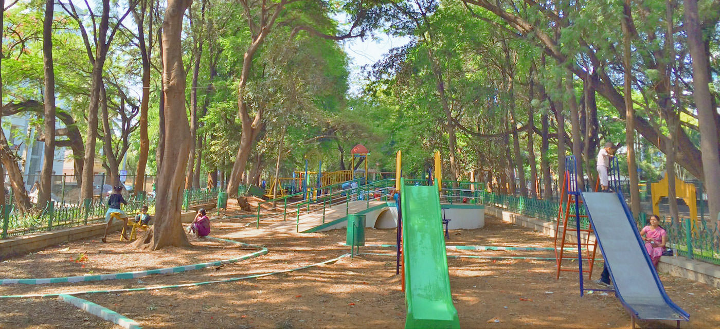 15 best children's parks in Bangalore Cover Image