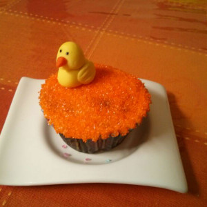Battered Up- Duck them cupcake
